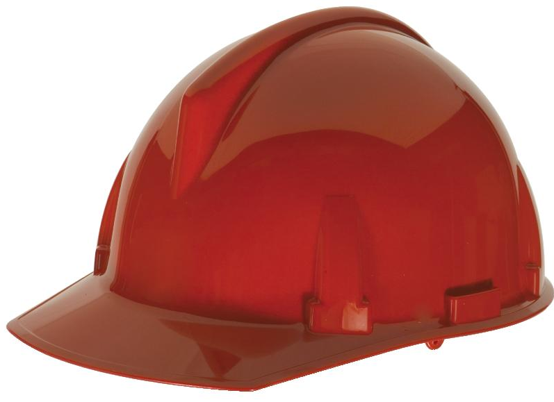 MSA Topgard Hard Hat w/ Ratchet Suspension