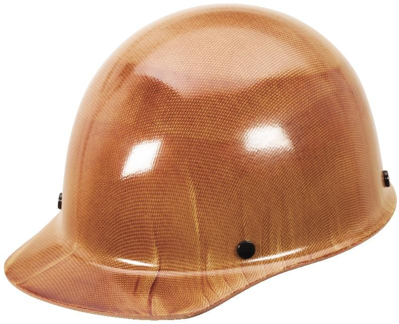 MSA Skullgard Hard Hat w/ Staz-On Suspension