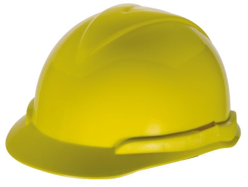 MSA Vanguard Type II Hard Hat w/ Ratchet Suspension