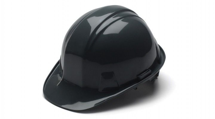 Pyramex SL Series Cap Style Hard Hat 6-Point Ratchet