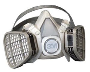 3M Organic Vapor Respirator Kit